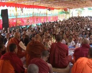 The devotees