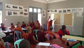 Workshop in Myanmar